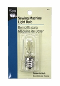 Dritz Sewing Machine Screw - In Light Bulb