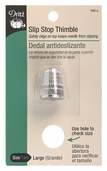 Dritz Slip Stop Quilting Thimble Large