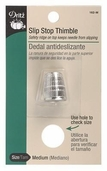 Dritz Slip Stop Quilting Thimble Medium