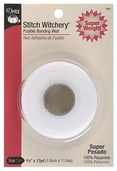 Dritz Stitch Witchery Super Weight 5/8 in x 13 yards - White