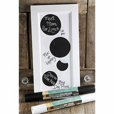 Dry Erase and Chalkboard