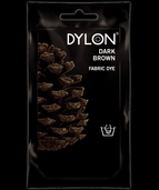 Dylon Powder Fabric Dye - Dark Brown