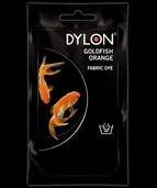Dylon Powder Fabric Dye - Goldfish Orange