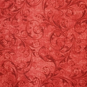 Early Riser Fabric - Red