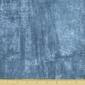 Earthtones Cotton Fabric - Texture - Blue