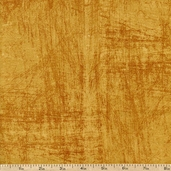 Earthtones Worn Cotton Fabric - Brown