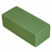 Econofoam Floral Foam - Green - Pkg of 3
