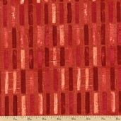 Edges Dash Cotton Fabric - Terracotta CJ6065-TERR-D