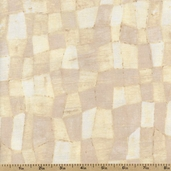 Edges Tonal Mosaic Cotton Fabric - Parchment CJ6066-PARC-D