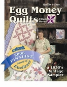 Egg Money Quilts 1930s Vintage Samplers