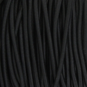 Elastic Cord 3/16in - 55yds - Black