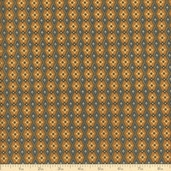Elizabethtown Navajo Cotton Fabric - Brown