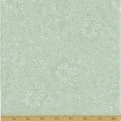 Elm Creek Quilts: Caroline's Collection Cotton Fabric - Sage Green