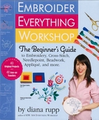 Embroider Everything Workshop by Diana Rupp