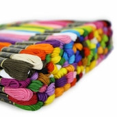 Cotton Embroidery Floss Giant Pack - 150 Piece