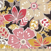 Emperor's Garden Cotton Fabric - Multi