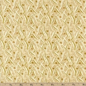 English Lane Grass Cotton Fabric - Natura - Clearance