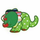 Especially Baby Iron On Appliques - Dinosaur