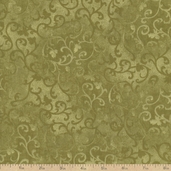 Essential 108 Wide Backing Cotton Fabric - Medium Green