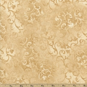 Essential 108 Wide Backing Cotton Fabric - Tan 1055-7210-222