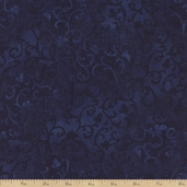 Essential 108 Wide Backing Cotton Fabric - True Navy