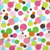 Essential Flannel Packed Dots - Multi