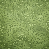 Essentials Climbing Vine Cotton Fabric - Light Green