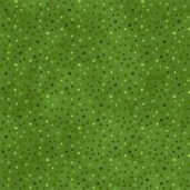 Essentials Petite Dots Cotton Fabric - Green