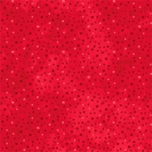 Essentials Petite Dots Cotton Fabric - Red