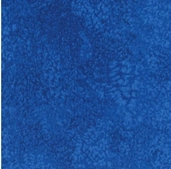 Essentials Salt Texture Cotton Fabric - Royal