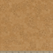 Essentials Sparkle Cotton Fabric - Latte
