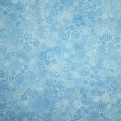 Essentials Sparkle Cotton Fabric - Medium Blue