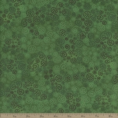 Essentials Sparkle Cotton Fabric - Sea Green
