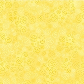 Essentials Sparkle Cotton Fabric - Yellow