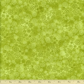 Essentials Sparkles Cotton Fabric - Medium Green