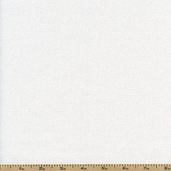 Essex Wide Linen Cotton Fabric Blend - White