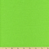 Essex Linen Cotton Fabric Blend - Chartreuse