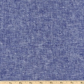 Essex Yarn Dyed Linen Cotton Blend - Denim E064-1452 DENIM