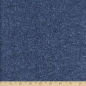 Essex Yarn Dyed Linen Cotton Blend Fabric - Nautical