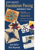 Every Quilter's Foundation Piecing Reference Tool