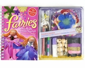 Fairies: Petal People You Make Yourself Kit
