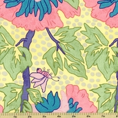Fairlyte Garden Floral Cotton Fabric - CLEARANCE