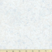 Fairy Frost Cotton Fabric - Baby Blue
