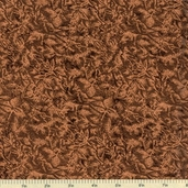 Fairy Frost Cotton Fabric - Bronze