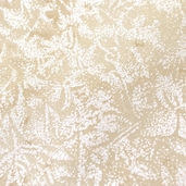 Fairy Frost Cotton Fabric - Champagne CM0376