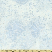 Fairy Frost Cotton Fabric - Cloud CM0376