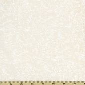 Fairy Frost Cotton Fabric - Icing CM0376