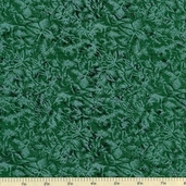 Fairy Frost Cotton Fabric - Jewel