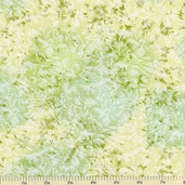 Fairy Frost Cotton Fabric - Sprout