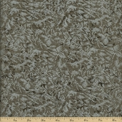 Fairy Frost Cotton Fabric - Steel CM0376-STEE-D